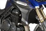 TIGER Explorer Engine Bars R&G Adventure Bars BLACK: R&G Racing AB0006. Upto 2015. Clearance Price!.